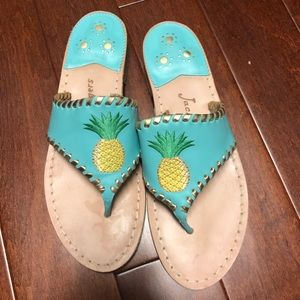 Authentic Jack Rogers flip flops